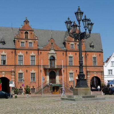 Rathaus Heute
