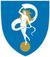 Wappen Glückstadt 50x57